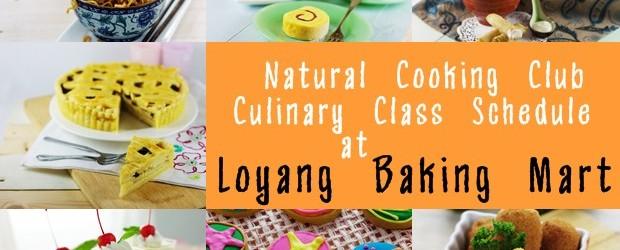 Kursus Kue & Masak NCC – Loyang Baking Mart – Januari 2016