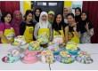 Reportase Kursus: Korean Butter Cream Flower Cake Decorating Class