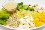 Simple Salad Bumbu Kacang