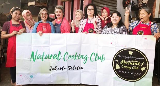 Baking Party NCC JakSel: Kue-Kue Manado nan Lezat